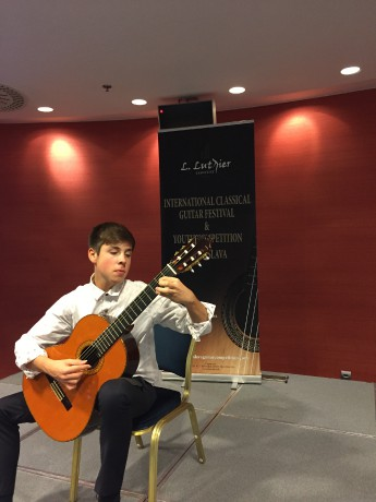 Guitar Competition, Pozsony 3